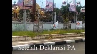 Video: Spanduk Peringatan MoU Helsinki Raib Usai Deklarasi Partai Aceh