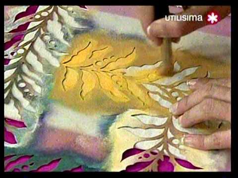 Camiseta estampada infantil como fazer artesanato cultura mix - Como pintar sobre tela ...