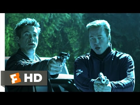 """Kiss Kiss Bang Bang"" is such a well written comedy. I love the way the dialogues are made serious in context, and how inevitably funny they get!"