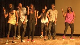 """One of Rwanda's leading Dance Crews Sick City Entertainment held """"It's All About Dance"""" show Season III in August 2013 at..."""