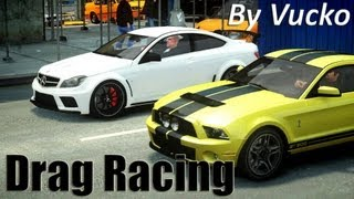 GTA IV - Drag Racing HD