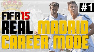 Video FIFA 15: Real Madrid Career Mode (Super League) #1 MP3, 3GP, MP4, WEBM, AVI, FLV Desember 2017