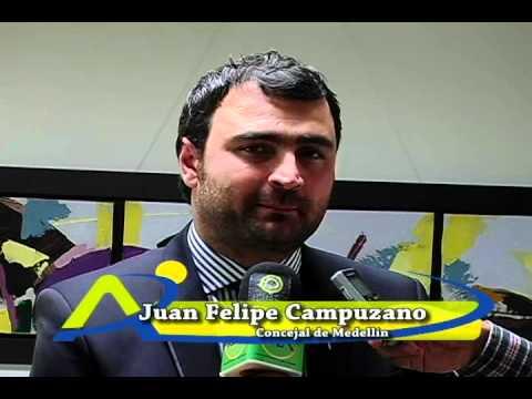 Concejal de Medellín, mira a las regiones de Antioquia como polo de desarrollo