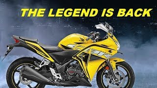 9. 2018 Honda CBR 250R | The Legend Is Back