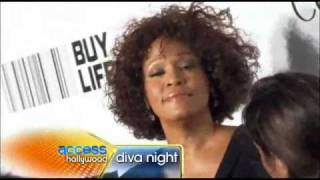 Whitney Houston Makes A Surprise Appearance At Alicia Keys' Black Ball Gala -  Access Hollywood