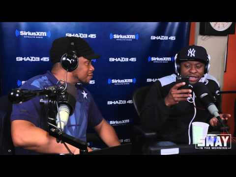 @BrotherMob Kicks It On @RealSway In The Morning