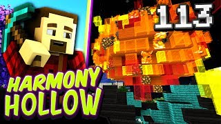 """DID HE GO TOO FAR??"" | Minecraft Harmony Hollow Modded SMP #113"