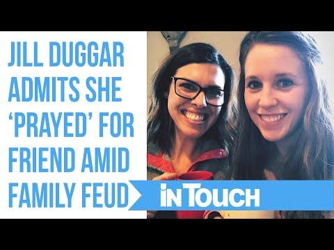 Jill Duggar Admits She 'Prayed' for a Mom Friend Amid Family Feud Rumors