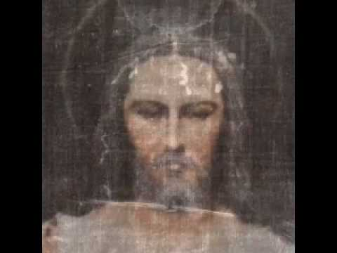 Another Overlay: Divine Mercy Image and the Shroud of Turin | Shroud of Turin Blog - 0