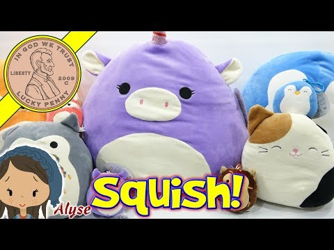 Squishmallows Collectible Stuffed Plush Toy Animals - So Cute & Cuddly You Have Too Squish Them