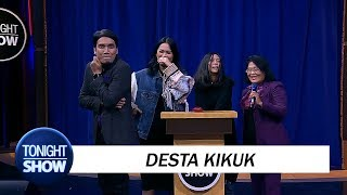 Video Cie Desta Kikuk Main Bareng Ibu Dosen MP3, 3GP, MP4, WEBM, AVI, FLV Oktober 2017