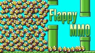 Flappy MMO - Flappy Bird Multiplayer!