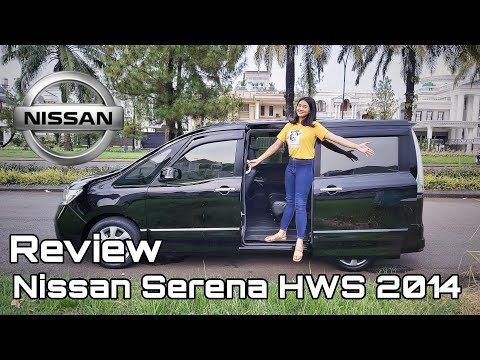 Review Mobil Nissan Serena HWS 2014 With Angel Autofame