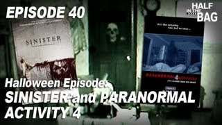 Video Half in the Bag Episode 40: Sinister and Paranormal Activity 4 MP3, 3GP, MP4, WEBM, AVI, FLV Oktober 2018