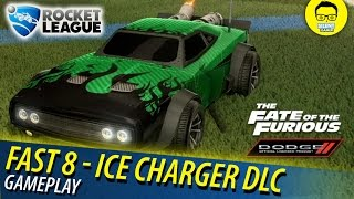 Nonton New Fast 8 Ice Charger DLC Review - Rocket League Fast & Furious DLC-