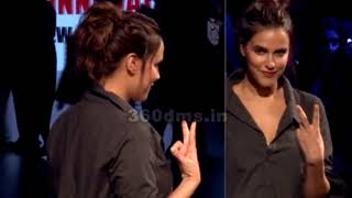 Neha Dhupia Walked The Ramp At Lakme Fashion Week 2017  Day 2 To get the latest Bollywood & tv updates Subscribe To ...