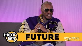 Video Future on Andre 3000, His Biggest Regret + Spoiling His Woman MP3, 3GP, MP4, WEBM, AVI, FLV Januari 2019