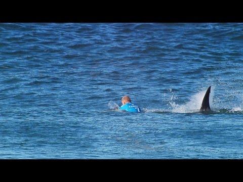 El Surfista Mick Fanning Sufre Ataque De Tiburon  – [HD] [ Mas informacion]