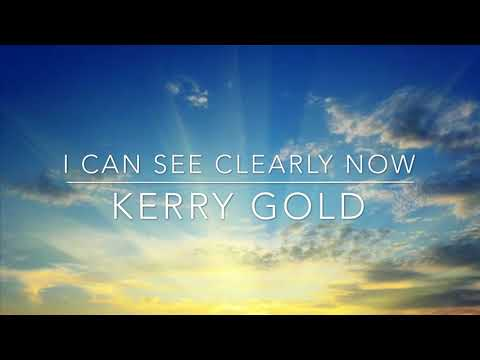 Kerry Gold-I Can See Clearly Now -Cover-