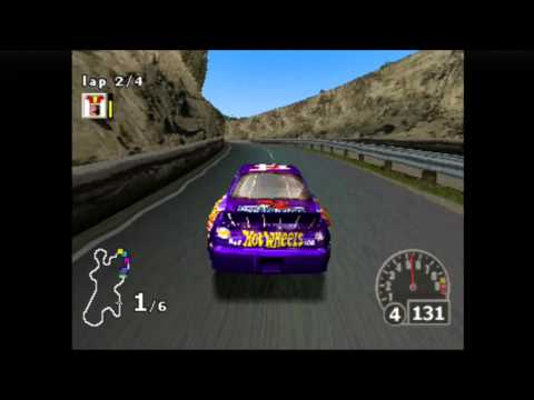nascar rumble playstation pocket