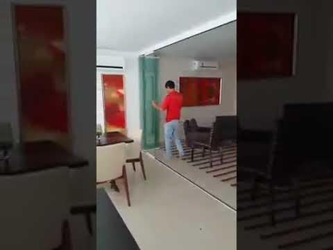 Una soluzione incredibile per dividere gli ambienti di casa!