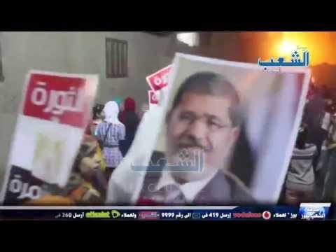 """عودة حميدة لـ """"مرسي"""" بمسيرات كرداسة الرافضة لحكم العسكر"""