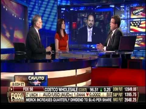 George Jarkesy on Neil Cavuto – Talking Fiscal Cliff, Taxes, Mortgage Deductions