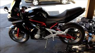 7. 2006 Kawasaki Ninja 650R For Sale in Tucson, AZ Feb 2014