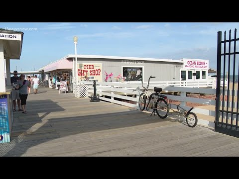 Restaurant owners worry about increased crime at the Oceanfront