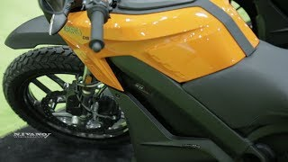 10. 2017 Zero DS Electric Motocycle - Montreal Electric Vehicle Show 2017