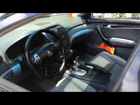 2005 Acura tl carbon fiber vinyl wrap interior