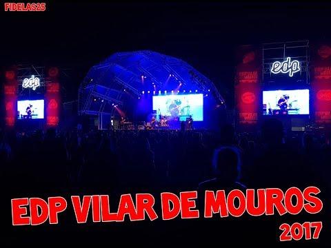 VLOG || EDP VILAR DE MOUROS 2017 (видео)