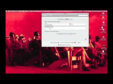 Quicktime X - This tutorial shows you how to use Soundflower to add the ability of recording computer output audio along with your Quicktime Player screen recordings. Free...