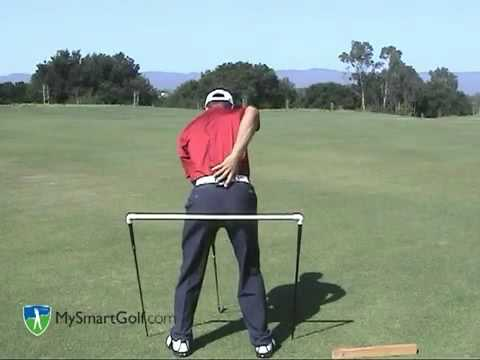Golf instruction – Hip turn