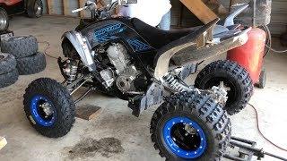 10. Raptor 700 gets XC Masters with Alba Beadlock wheels!!