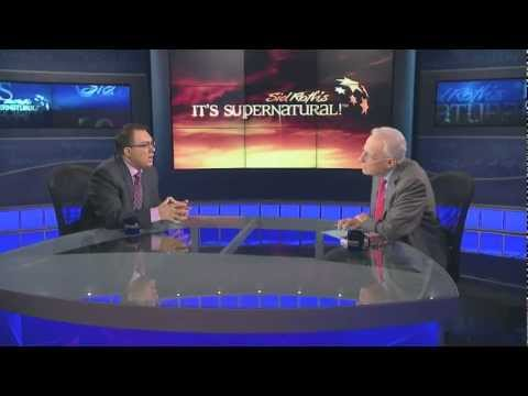 Faisal Malick on It's Supernatural with Sid Roth - Muslims Come to Jesus