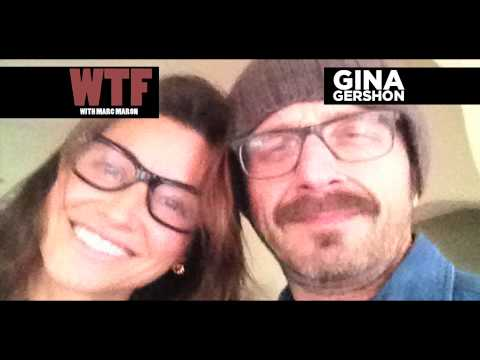 WTF - How do you pronounce Gina Gershon?