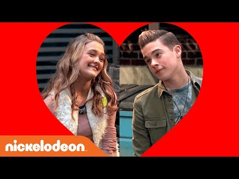 Lizzy Greene & Ricardo Hurtado: Behind the Romance | Nicky, Ricky, Dicky & Dawn | Nick