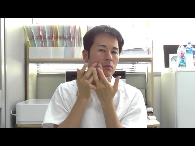 【セルフケア動画】小顔矯正メンテナンス 4 『顔のリンクルケア』