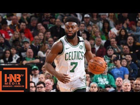 Boston Celtics vs Chicago Bulls Full Game Highlights / April 6 / 2017-18 NBA Season