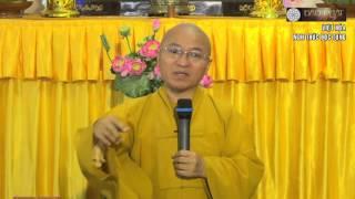 Việt hóa nghi thức đọc tụng - TT. Thích Nhật Từ -  13/12/2015