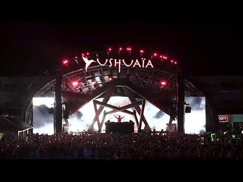 Calvin Harris at Ushuaïa Ibiza 2019