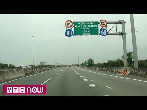 Dự án BOT Trung Lương - Mỹ Thuận có nguy cơ đổ vỡ | VTC1 - Thời lượng: 36 giây.