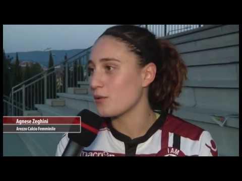 Calcio femminile, Arezzo-Torino 2-1