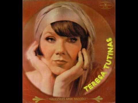 Tekst piosenki Teresa Tutinas - Niewielka miłość po polsku