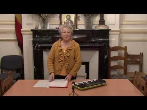 CDS Paris, 24 novembre 2016 : Mémorisation évangile