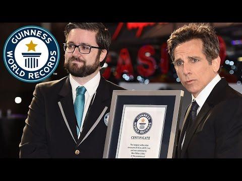 Maailman pisin selfiekeppi pääsi Guinnessin ennätysten kirjaan
