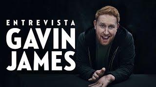 GAVIN JAMES - Entrevista Antena 1