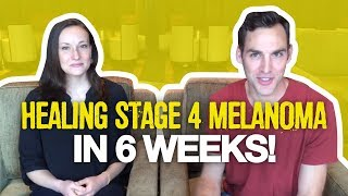 Video How Bailey Healed Stage 4 Melanoma in 6 weeks! MP3, 3GP, MP4, WEBM, AVI, FLV Agustus 2018