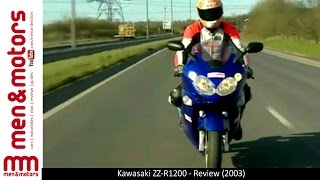 7. Kawasaki ZZ-R1200 - Review (2003)